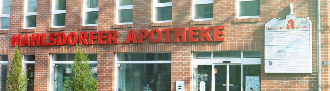 Mahlsdorfer Apotheke Berlin Kontakt