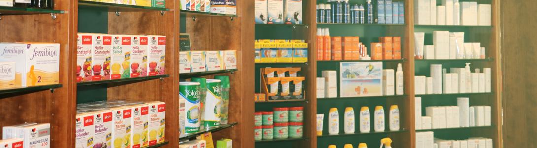 Mahlsdorfer Apotheke Berlin Produkte