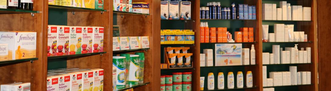 Mahlsdorfer Apotheke - Produkte